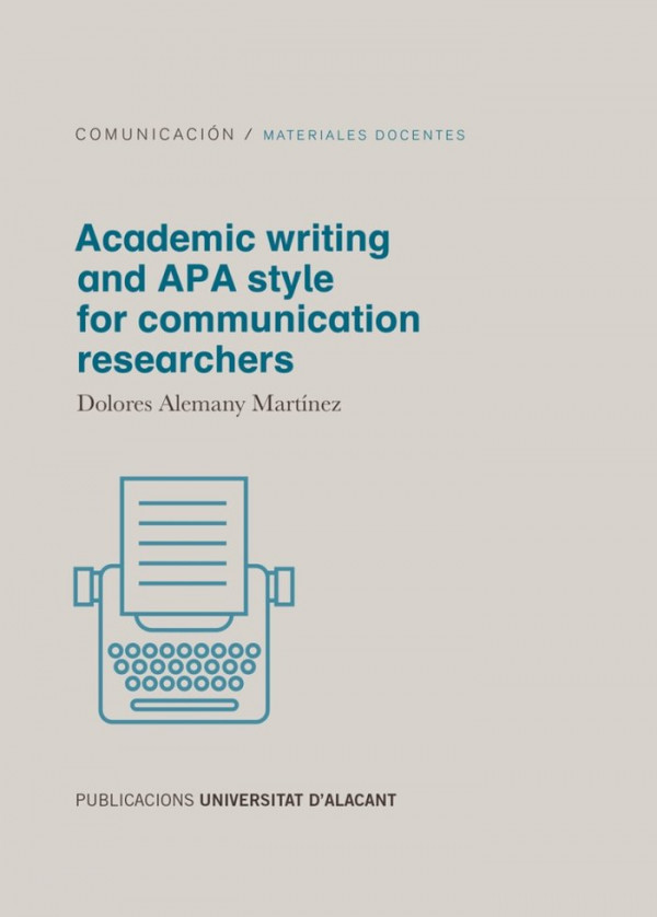 Academic Writing And Apa Style For Communication Researchers