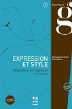 Expression Et Style Perfectionner Son Expression En Frances